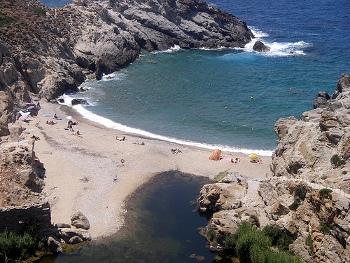 Nas - Isla de Ikaria - Islas Griegas