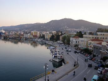 Vistas de Mitilene - Lesbos - Islas Griegas